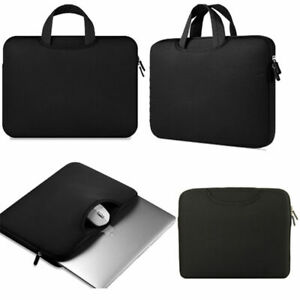 """With Handles Case Cover Bag Sleeve Pouch Fits HUAWEI Matebook 2020 13""""in Laptop"""