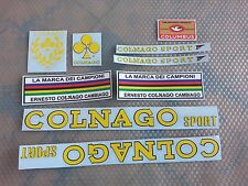 Kit adesivi compatibili Colnago Sport SP2 old decal