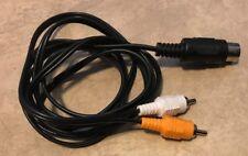 Turbo Duo PC Engine R RX Mono AV Audio Video Cable Supergrafx Coregrafx I II