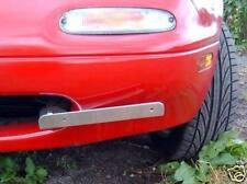 Numéro de décalage avant JDM plaque support mount, Mazda MX5 Mk1 Mk2 89-00, MX-5 Eunos