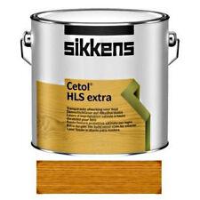 SIKKENS Cetol Holzschutz Extra Wetterschutz-Farbe UV-Schutz 006 eiche hell 2,5 L