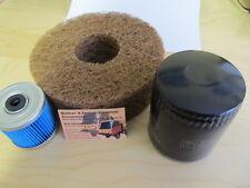 Filterset Multicar M24 M25 Ölfilter Dieselfilter (Kraftstofffilter) Ölbadfilter