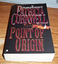 Point of Origin by Patricia Cornwell (1999, Paperback, Reprint)