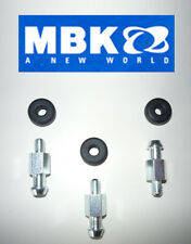 3 Pion pompe à eau Rotor Allumage Caoutchouc MBK Nitro Mach G YAMAHA Aerox Jog