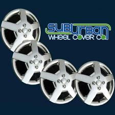 "'05-10 Chevrolet Cobalt Style 15"" Chrome Hubcaps Wheel Covers 53008-C NEW SET 4"