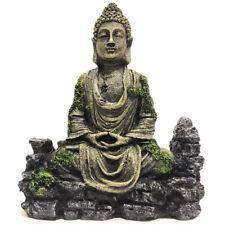 Slocme Aquarium Buddha Statue Sculpture Decorations - Fish Tank Buddha Statue