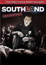 SOUTHLAND - SEASON 1 AND 2 - DVD - REGION 2 UK