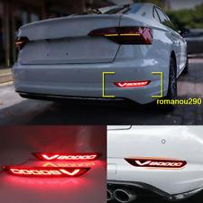 Fit For Volkswagen Jetta 2019-2020 MK7 LED Rear Fog Light / Brake Warning Light