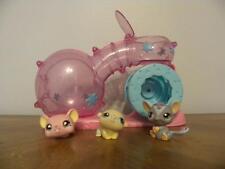 Littlest Pet Shop LPS Habitrail Playset #1202 #1203 #1204