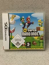 JEU NINTENDO DS SUPER MARIO BROS  SANS NOTICE