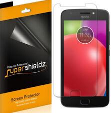 6X Supershieldz HD Clear Screen Protector Saver For Motorola Moto E4