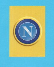 PANINI CALCIATORI 2013-2014-Figurina n.-388-SCUDETTO/BADGE-NAPOLI-NEW