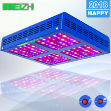 MEIZHI 600W LED Grow Light Lamp Full Spectrum Hydroponic Veg Bloom Indoor Plant
