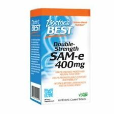 SAM-e, 400mg x 60Tabs, JOINTS + ARTHRITIS, Doctors Best - RECORDED DELIVERY ONLY