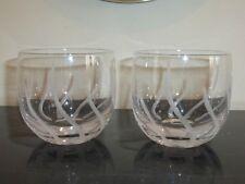 CARTIER DANSE DE FEU STEMLESS RED WINE GLASSES