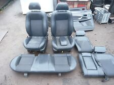 Ford Mondeo ST Mk3 Hatchback 01-07 Half Leather Interior Seats And Door Cards