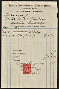 EDINBURGH NURSE'S ATTENDANCE BILL 1917