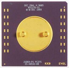 CPU/procesador DEC Alpha 21064a-pc 21-40532-08 21064-p1 pc275 275mhz id13502