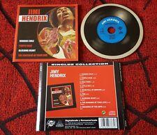 JIMI HENDRIX ** Singles Collection ** RARE & SCARCE 2006 Spain CD