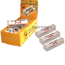 3 x  Zig Zag hand Cigarette Tobacco Rolling Machine  New Zigzag