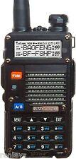 Bf-F8Hp 8W Tri-Power Two 2 Way Ham Radio Walkie Talkie Transceiver Police Ems