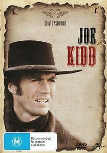 Joe Kidd - BRAND NEW - DVD