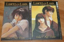 Lament of the Lamb Volumes 1 & 2 by Kei Toume | Vampire Manga Tokyopop