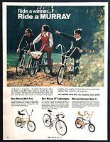 1971 Murray Lightweight 10 Speed Mark Four Mark II Hi-Riser Bike promo print ad