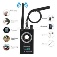 New 1-8000MHZ GSM Bug RF Radio Signal Frequency Detector Scanner Sweeper Finder