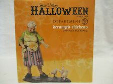 New Listingdept 56 Halloween Deranged Chickens #809002 Mint! in orig box only 1 year 2010
