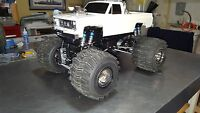"Stock Clod or Super Clodbuster Aluminum 4-Link Suspension - 12"" Wheelbase"
