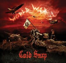Cold Snap - World War 3 (2013)  CD  NEW/SEALED  SPEEDYPOST