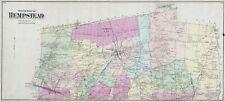 1868 Beers Map of Hempstead, Long Island, New York