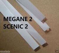 cable plano FFC para contactor de volante AirBag Renault Megane 2 Scenic 2