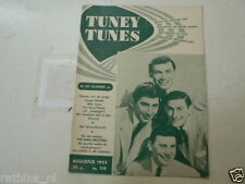 1953-115 TUNEY TUNES MUSIC THE AMES BROTHERS,DANCO KWARTET,KOOPMAN,HAYES,GORME,W