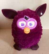 FURBY 2012 HASBRO A0006/A0002 purple interactieve toy TESTED & WORKING