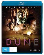 DUNE : THE COMPLETE MINISERIES (William Hurt) -  Blu Ray - Sealed Region free