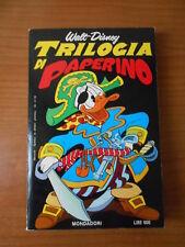 I CLASSICI DISNEY 2a SERIE n.27 - TRILOGIA DI TOPOLINO - 1979