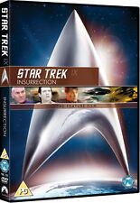 DVD:STAR TREK - INSURRECTION - NEW Region 2 UK