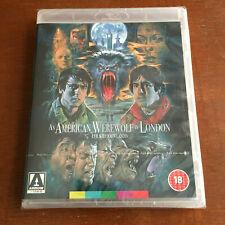 An American Werewolf In London (Region-Free Blu-Ray) Arrow, John Landis - New!
