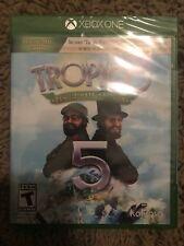 🔥 Tropico 5: Penultimate Edition (Microsoft Xbox One, XB1) - Factory Sealed NEW