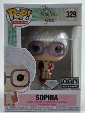 Funko Pop! The Golden Girls - Sophia (FYE Exclusive/Diamond)