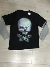 Button Down Other Top 100% Cotton T-Shirts & Tops (2-16 Years) for Boys