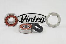 Steering head bearings /& seals fits Honda MT125 1974-78