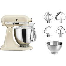 KitchenAid 4.8L ARTISAN Stand Mixer 5KSM175PSBAC - Almond Cream