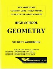 WestSea High School Geometry NY State Common Core / PARCC Model Curriculum and S