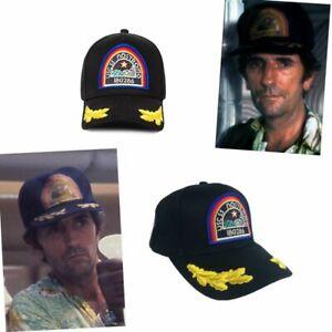 Alien Nostromo USCSS Hat Applique Patch Cap Navy Military Brett  Embroidery hat