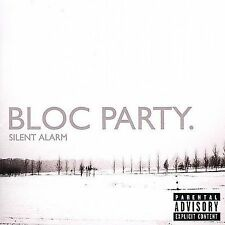 Silent Alarm 2005 by Bloc Party - Disc Only No Case