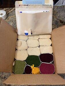 Vintage Shillcraft Latch Hook Kit New Open Box