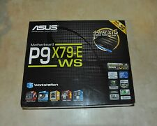 Asus P9X79-E WS LGA 2011 Intel X79 SATA 6Gb/s USB 3.0 SSI CEB Motherboard New
